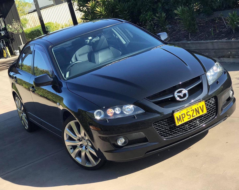 Newcastle Mazda MPS performance modification